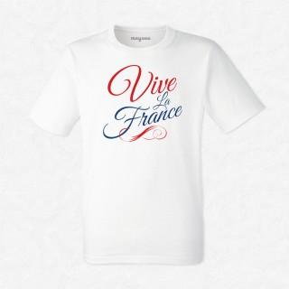 T-shirt Vive la France