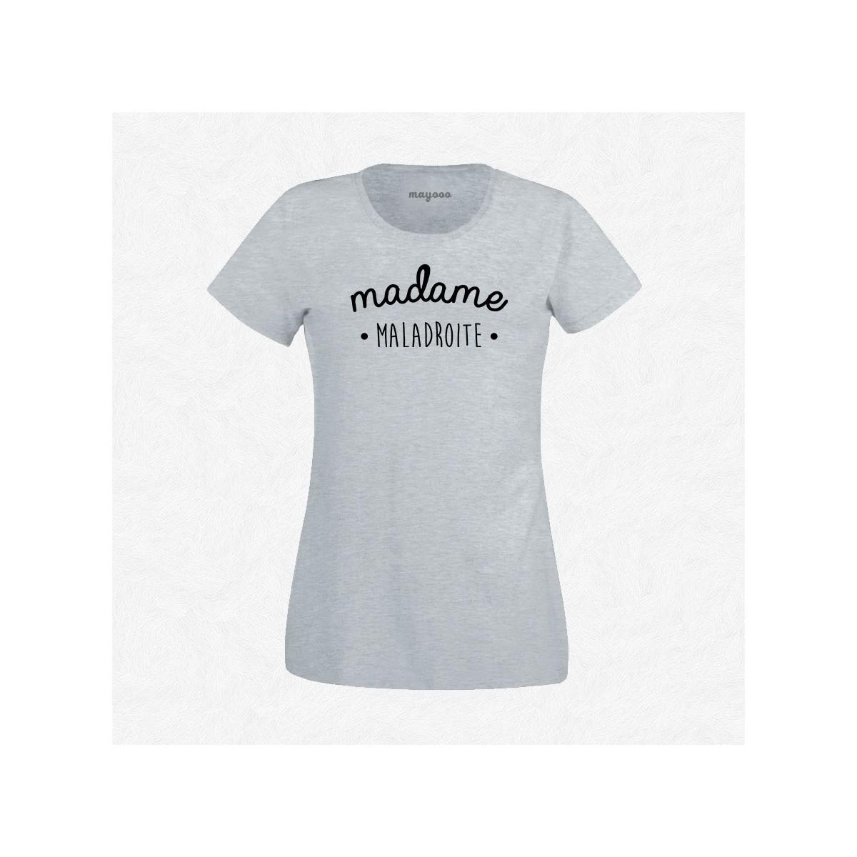 T-shirt Madame Maladroite