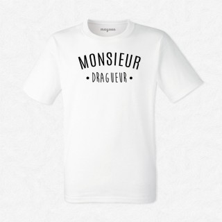T-shirt Monsieur Dragueur