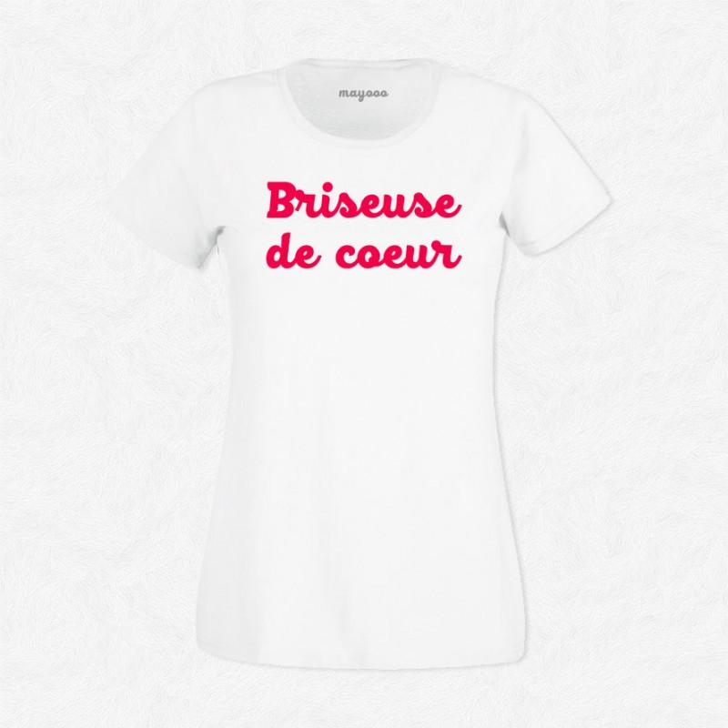 T-shirt Briseuse de coeur