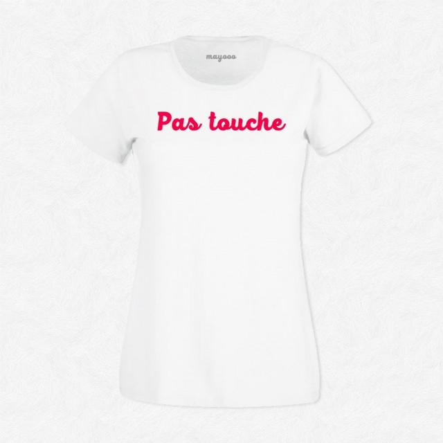T-shirt Pas touche