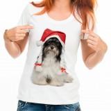 T-shirt Heureux chien