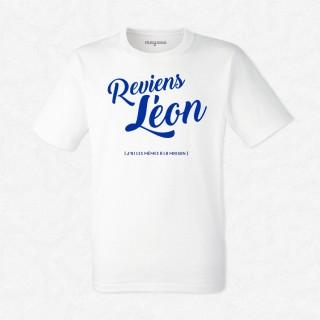 T-shirt Reviens Léon