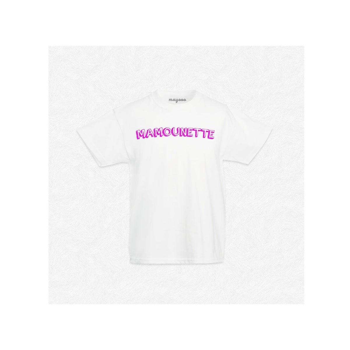T-shirt Mamounette