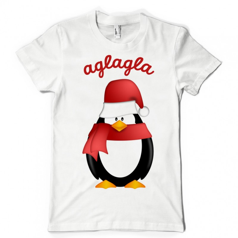 T-shirt Aglagla