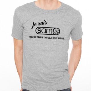 T-shirt Je suis SAM