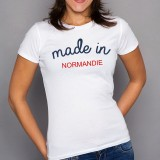 T-shirt Made in Normandie