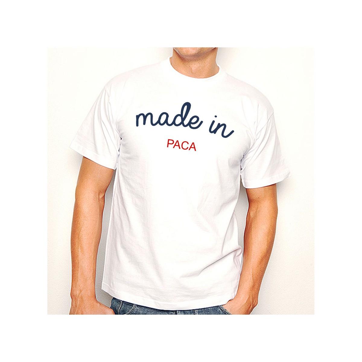 T-shirt Made in Paca