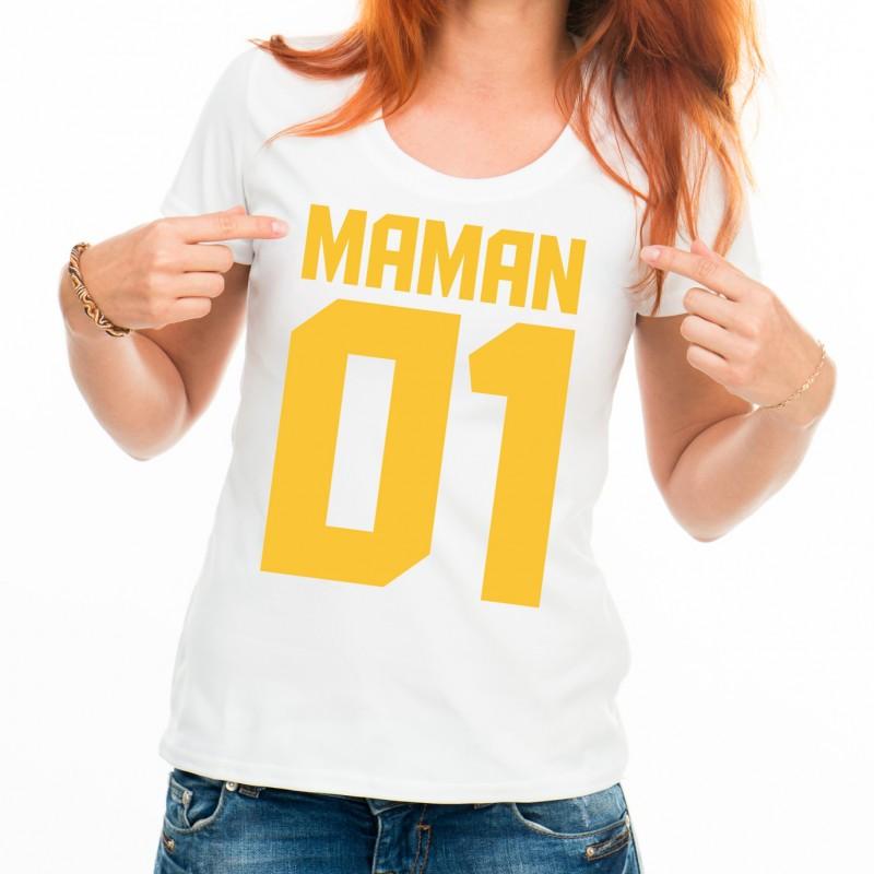 T-shirt Maman 01
