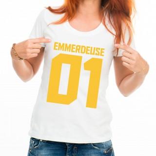 T-shirt Emmerdeuse 01
