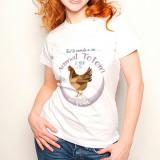 T-shirt TOTEM Poule