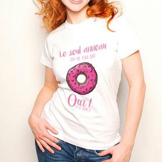 T-shirt DONUT
