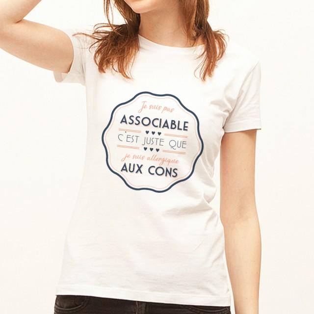 T-shirt ASSOCIABLE