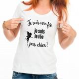 T-shirt Je suis une fée